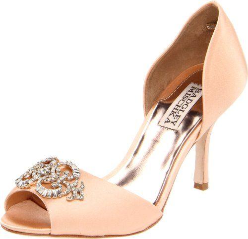 Badgley Mischka Women's Salsa Pump - designer shoes, handbags, jewelry, watches, and fashion accessories | endless.com
