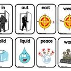 A colorful set of 80 antonym cards  that can be used for matching, storytelling and poetry writing. These cards can be used in small groups or in l...