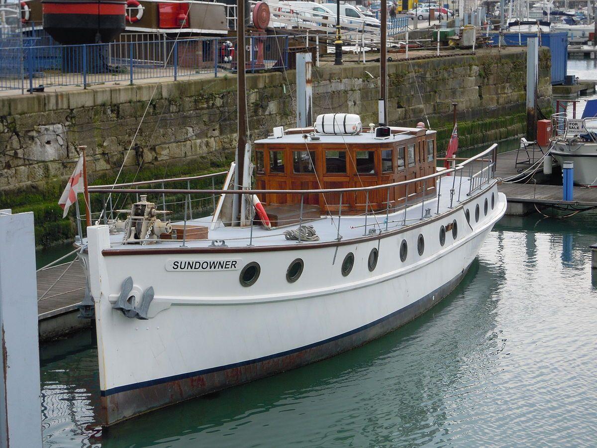 Sundowner (yacht) - Wikipedia   Båtar