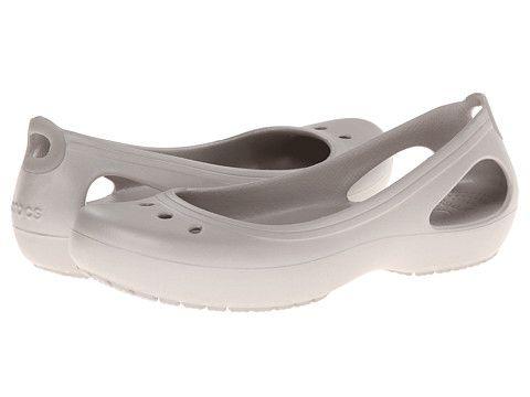 0830a20c55b Crocs Kadee Platinum Platinum - Zappos.com Free Shipping BOTH Ways ...