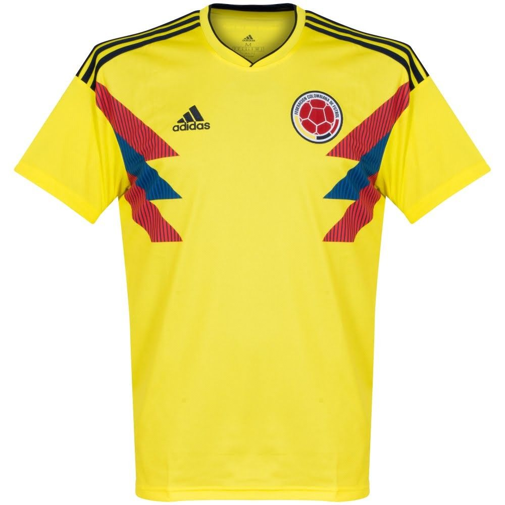 0a46b4e9e Camiseta de Colombia 2018-2019 Local - Niño