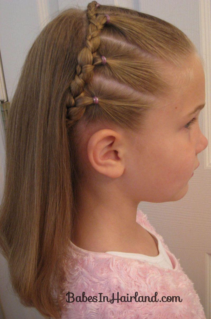 Braided Headband €� Shared Hairdo Spinoff  Babes In Hairland