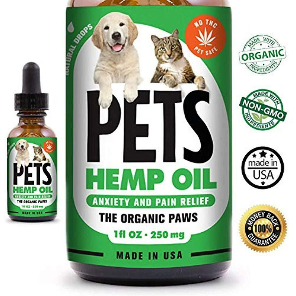Buy Organic Health Supplies Hemp Oil For Dogs And Cats