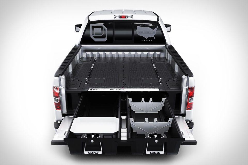 Decked Truck Bed Organizer Decked Truck Bed Truck Bed Organization Truck Bed