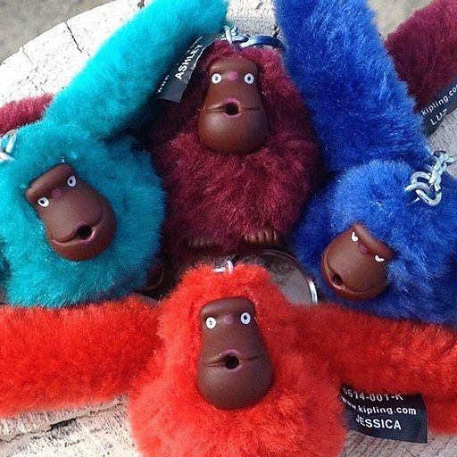 c548234db ¿Sabías que hay personas que se dedican a coleccionar los changuitos de # Kipling? ¿Tú cuántos tienes? #KiplingMéxico #Monkeys