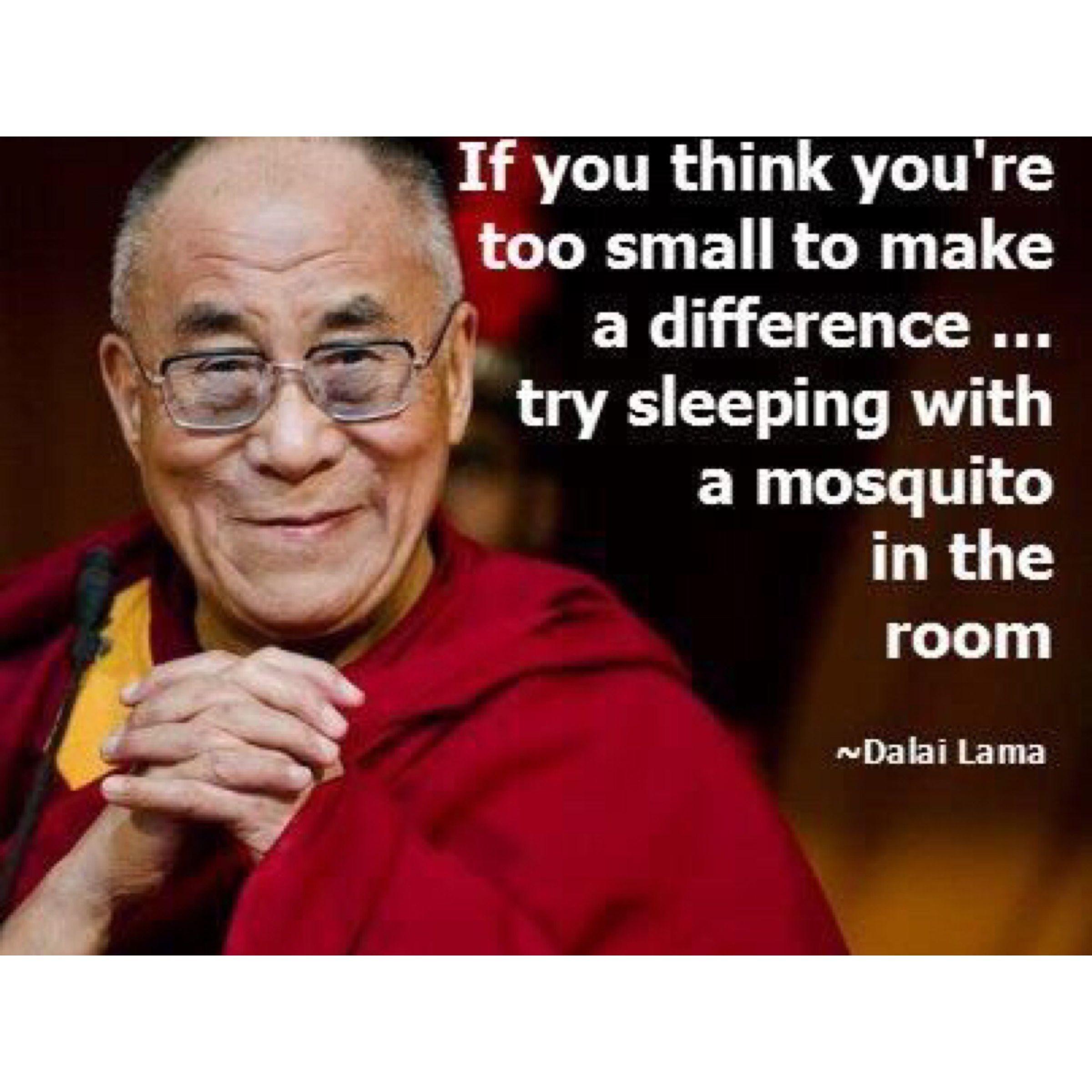 Dalai Lama Quotes When You Talk