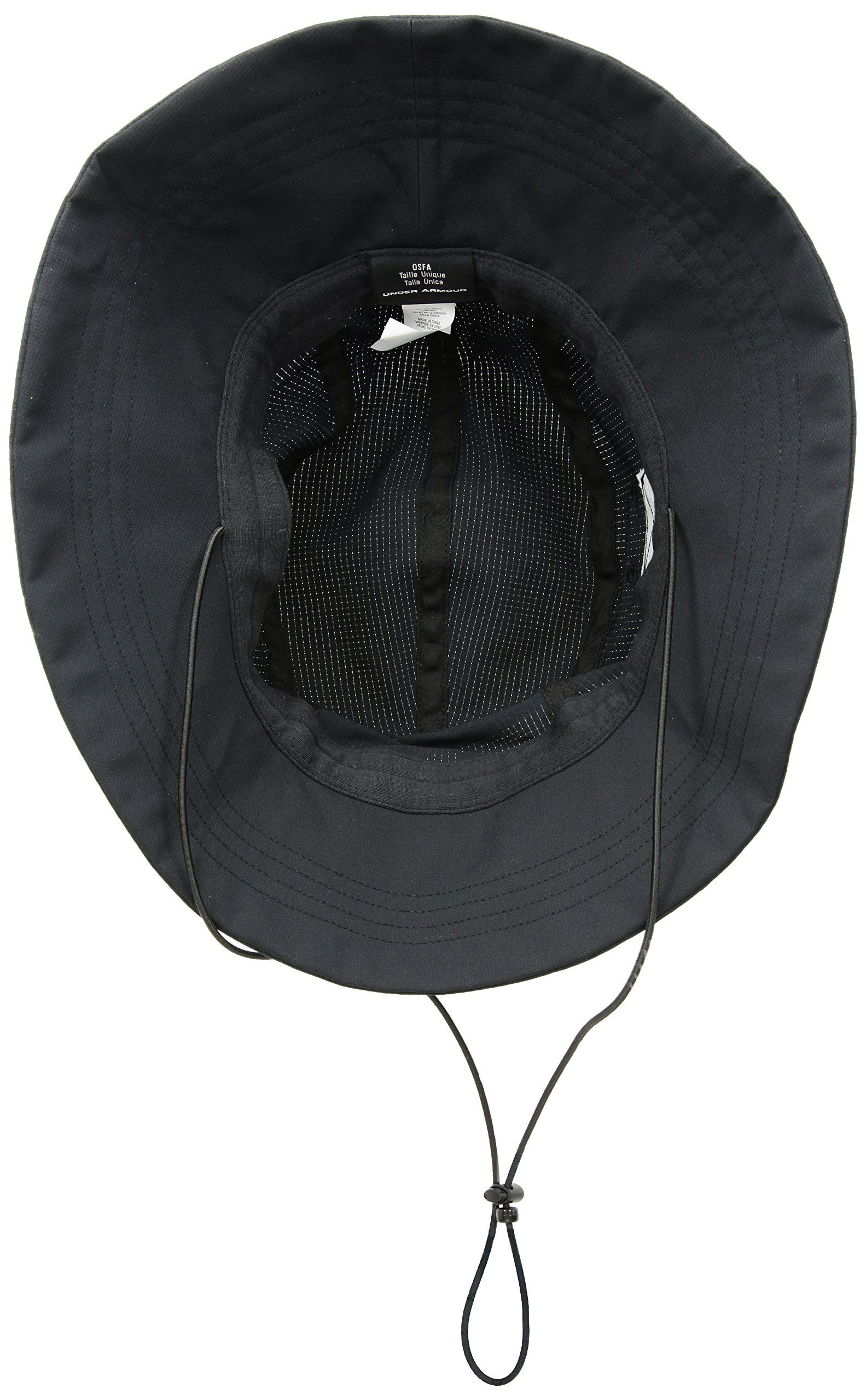 8a4de832ae6 Men Golf Clothing - Under Armour Mens ArmourVent Warrior Bucket 2.0 Hat  Black 001 Graphite One Size