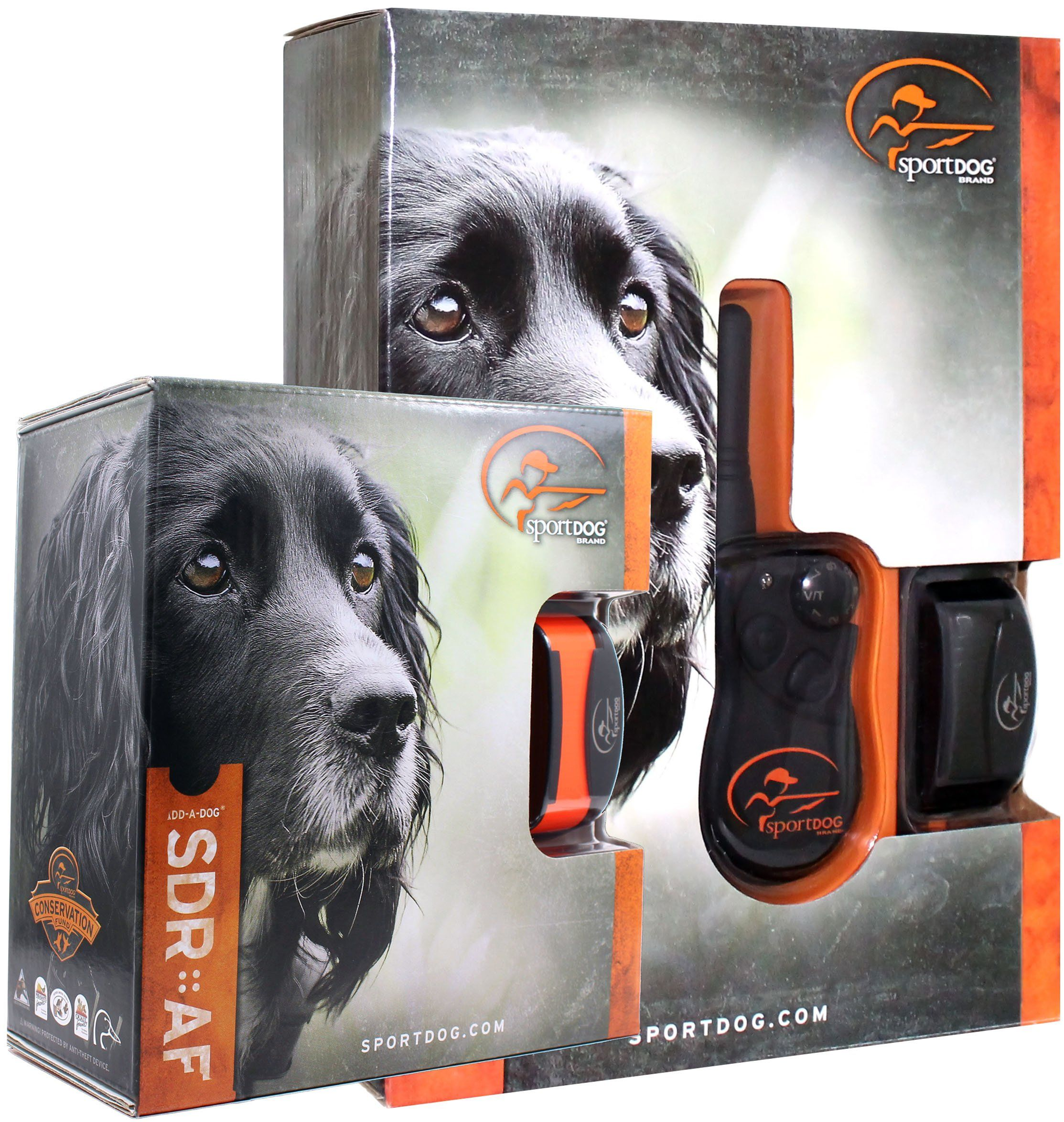 Bundle Of 2 Items Sportdog Sd425 Sdraf Two Dog Field Trainer For