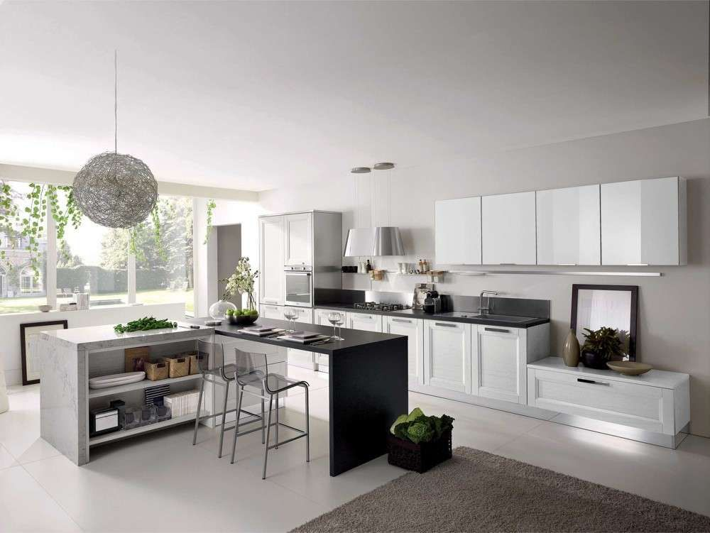 Cucine Stosa in 2018 | Casa | Contemporary country home, Kitchen ...