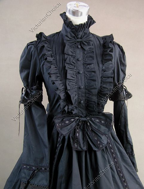 VictorianChoice Gothic Lolita Cosplay Coat Dress Theater Steampunk Clothing C019