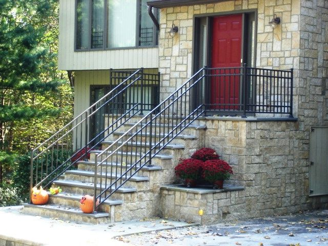 Best Wrought Iron Railings Railings Outdoor Wrought Iron 400 x 300