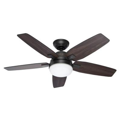 Hunter antero 46 in noble bronze indoor ceiling fan 59178 the noble bronze indoor ceiling fan 59178 the home depot aloadofball Image collections