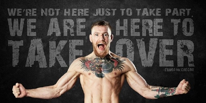 Dive Into The Greatest Quotes Of The Notorious Ufc Champion Conor Mcgregor Mcgregorquotes Gives You The Latest And Greates With Images Conor Mcgregor Quotes Conor Mcgregor