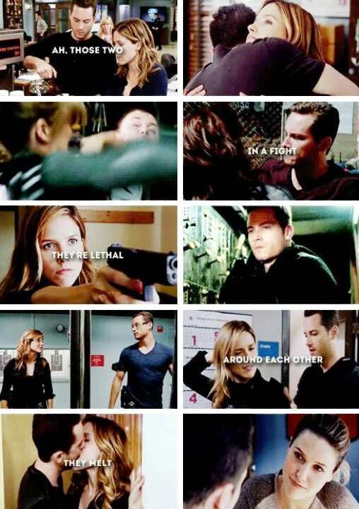 #Linstead tumblr #ChicagoPD