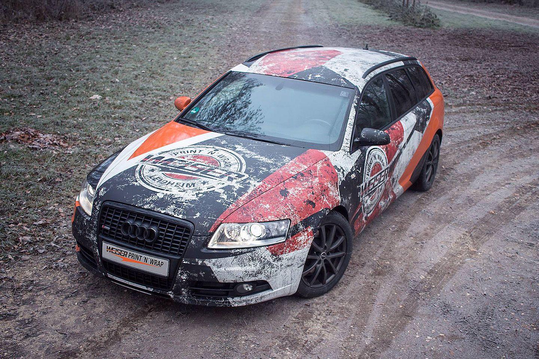 Audi A6 Hybrid Rusty Camo Style Wraps Pinterest Audi Audi A6