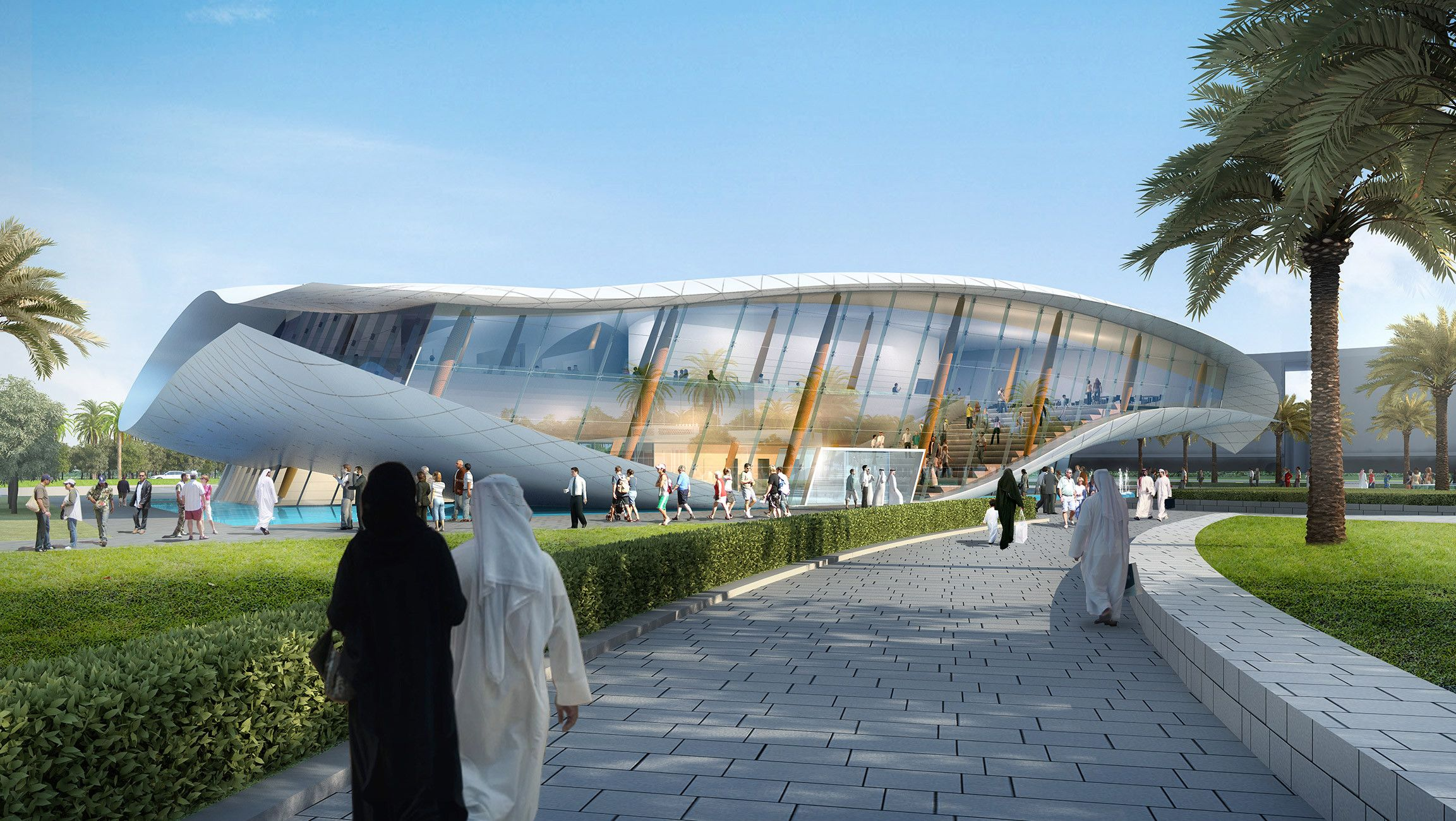 VIDEO Google s new California headquarters is a greenhouse utopia by BIG and Heatherwick