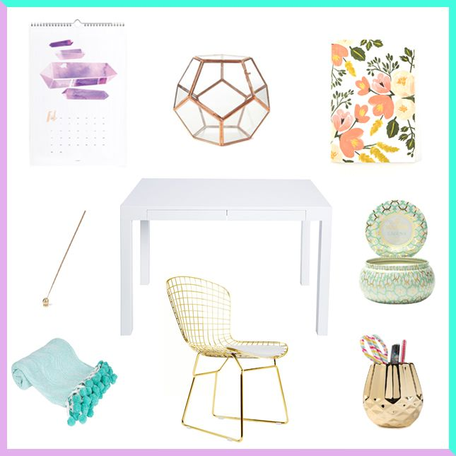 ways to decorate an office. 3 Creative Ways To Decorate Your Home Office Desk An