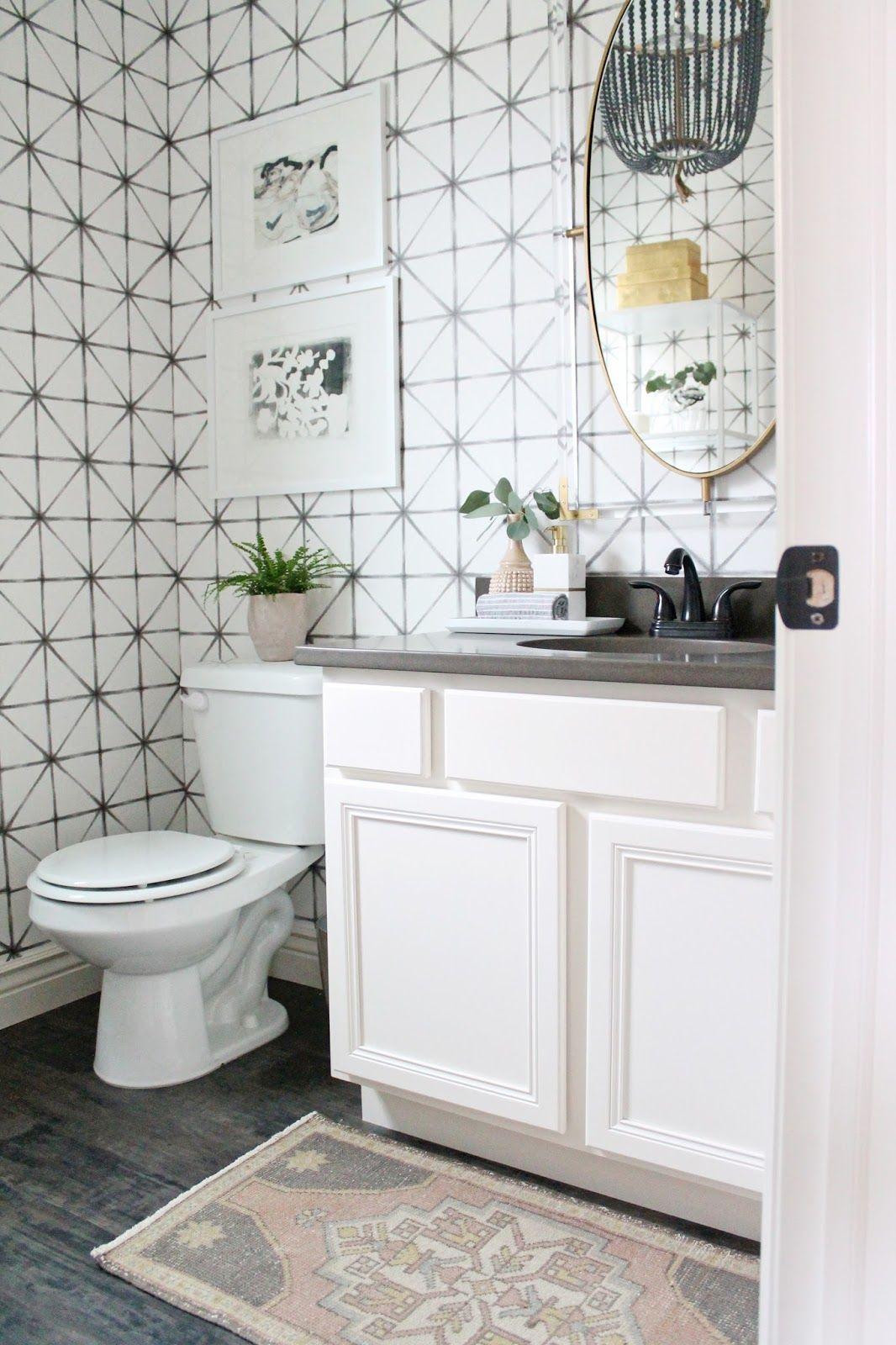 One Room Challenge   Pinterest   Modern traditional, Bathroom ...