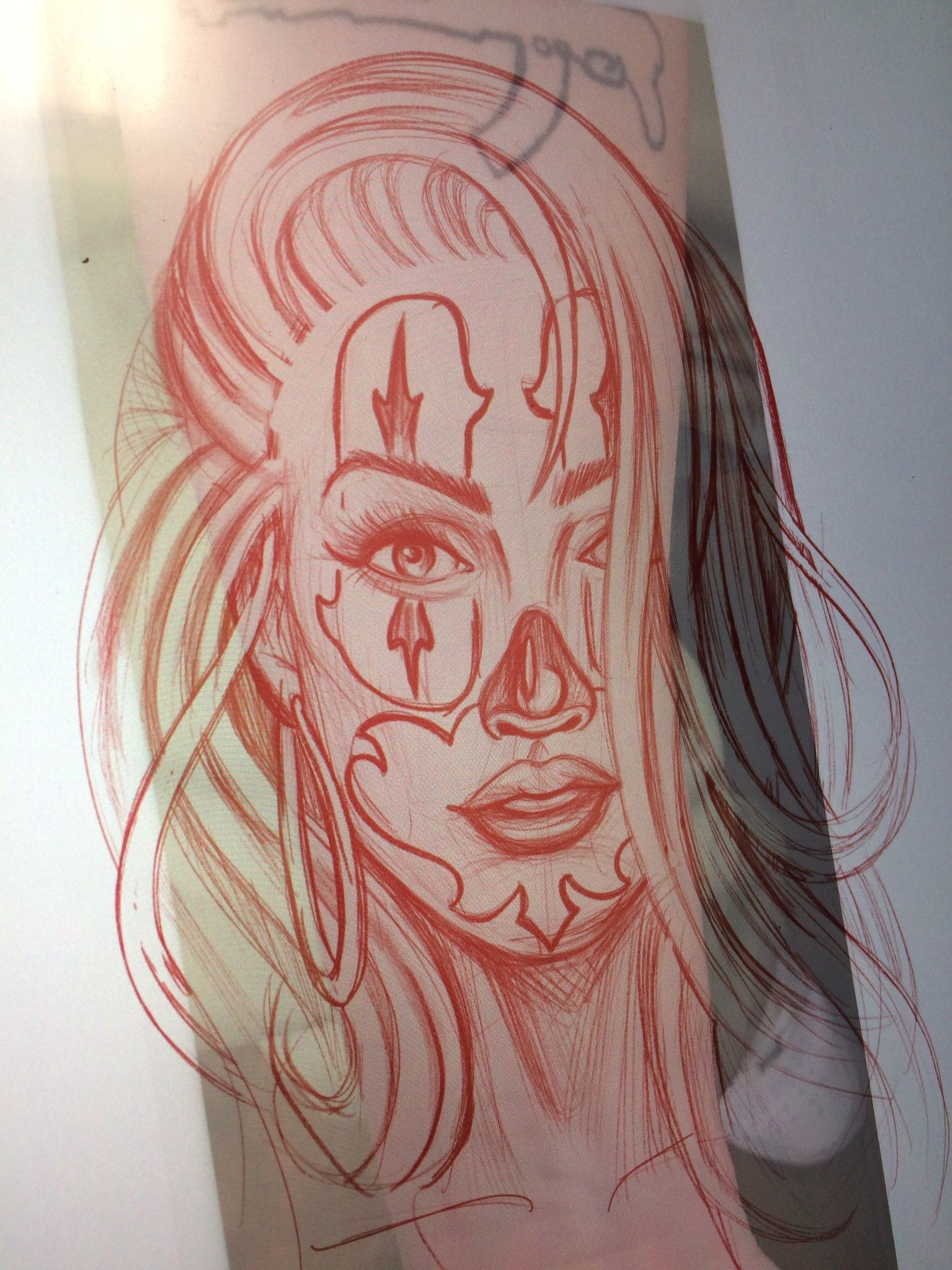 ae7185ed5 Malandro Chicano Tattoos, Chicano Art, Leg Tattoos, Girls With Sleeve  Tattoos, Tattoos