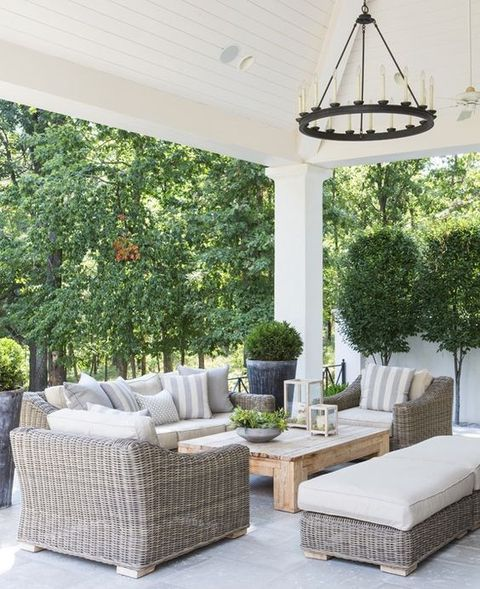 Furniture Layout Outdoor Living Space Patio Decor Outdoor Living