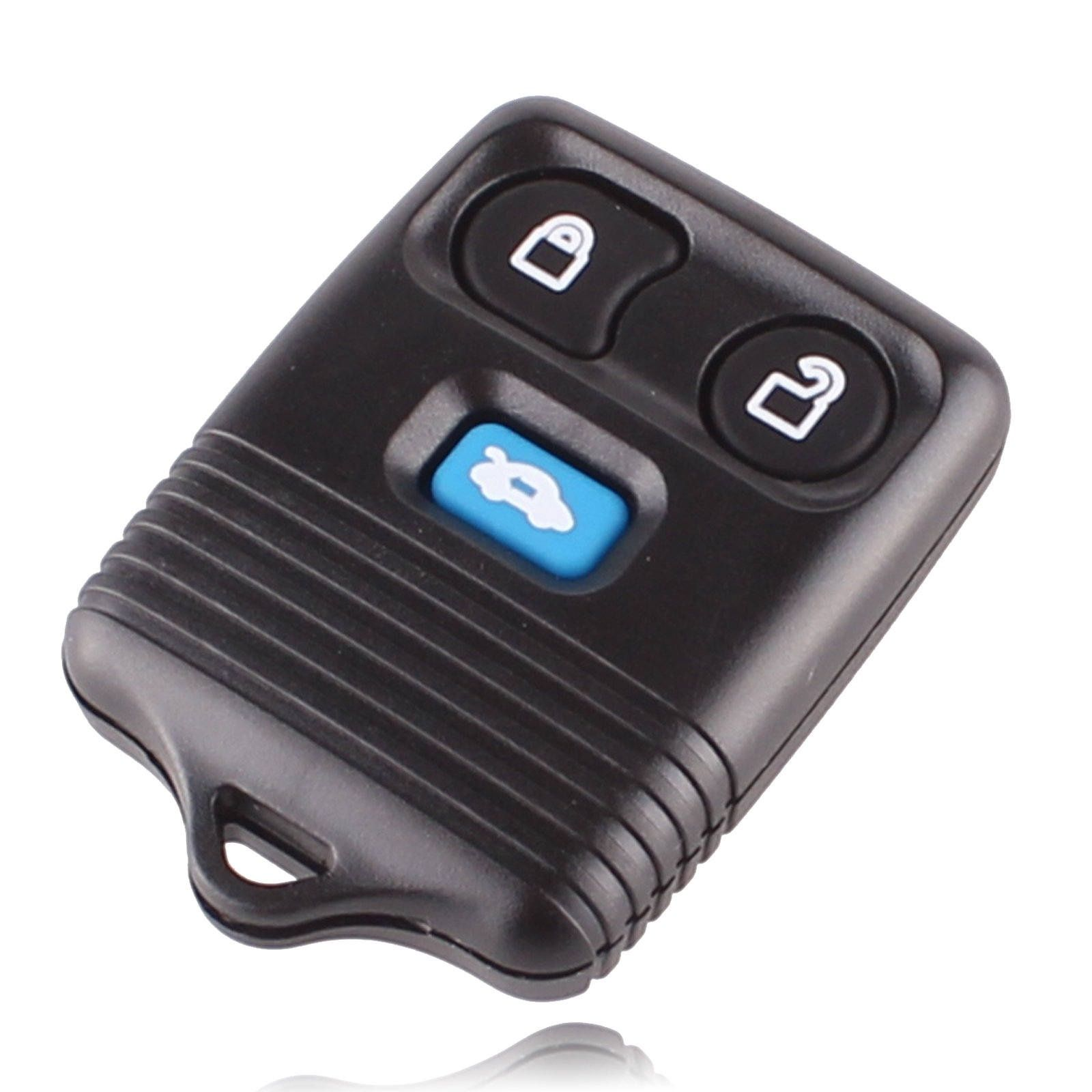 Keyyou 3 Buttons Transmitter Keyless Fob Key Case Shell For Ford