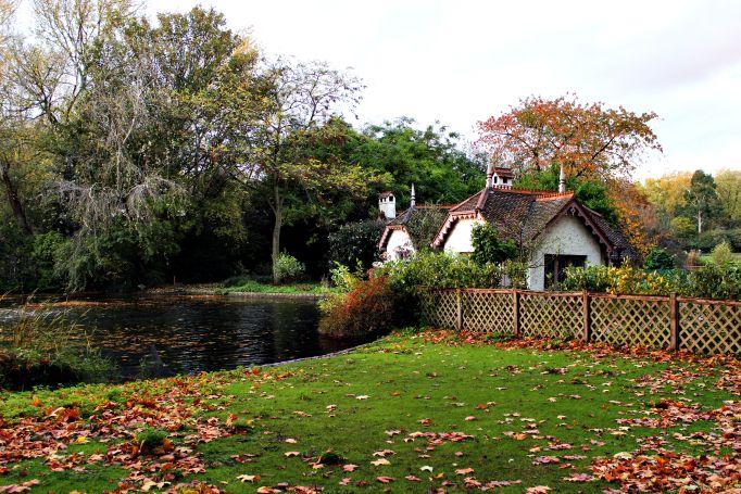 St. James Park, London England