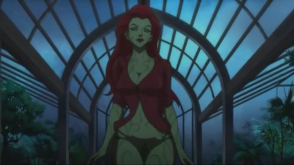 Batman Assault On Arkham Poison Ivy Poison Ivy Character