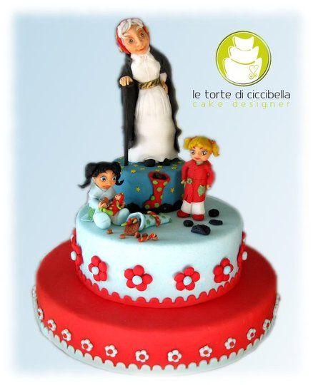 Epiphany Cake By Letortediciccibella Novelty Cakes Cake Cake