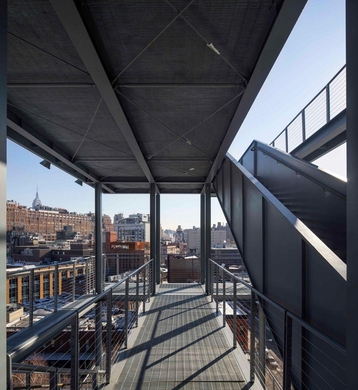 Renzo Piano Architect Whitney Museum Of American Art