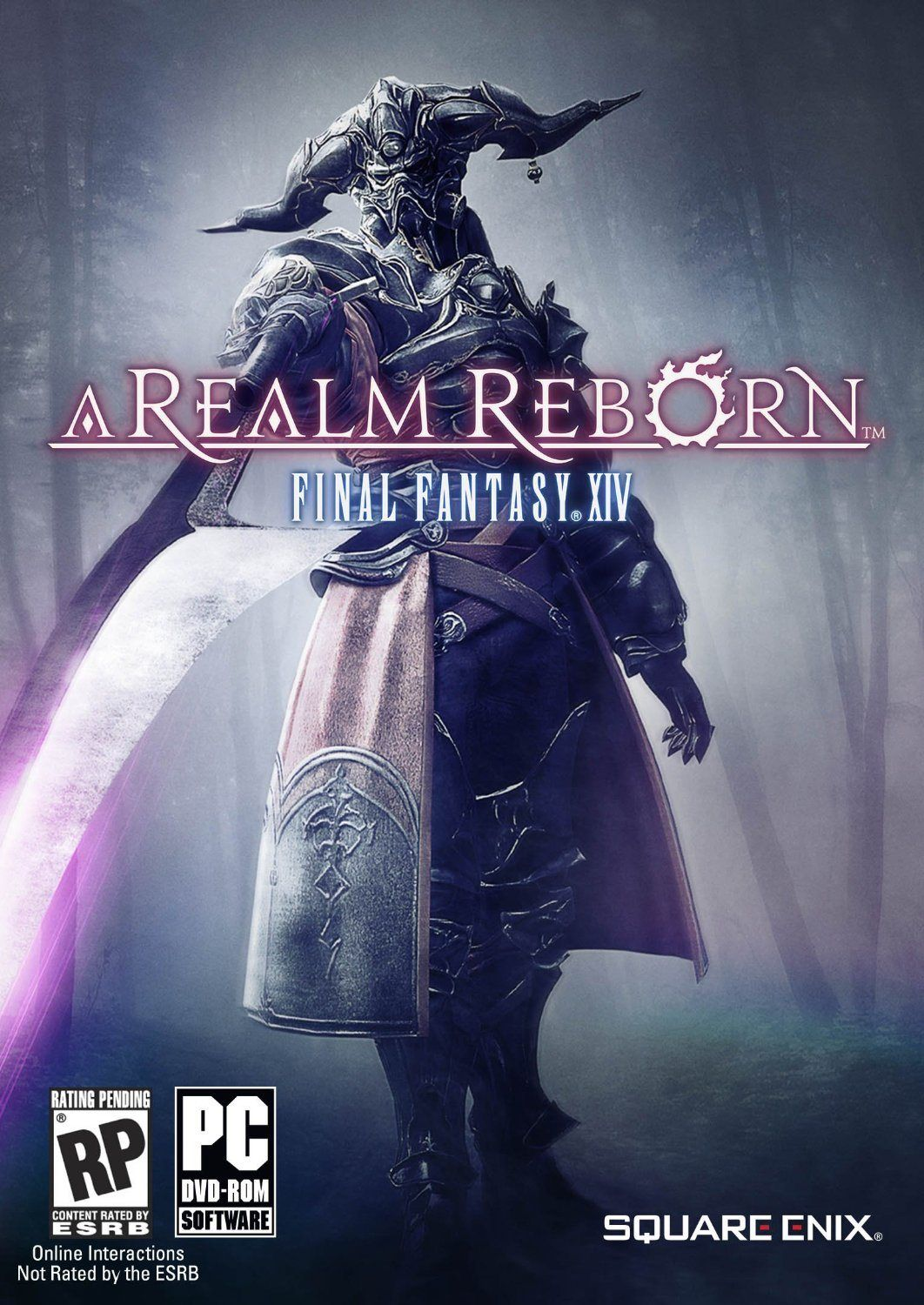 Final Fantasy Xiv A Realm Reborn Pc Ps3 Final Fantasy Realm