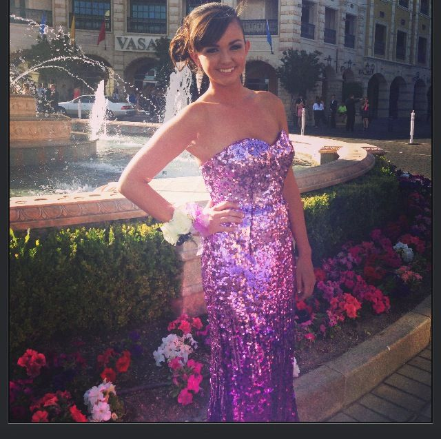 Susan's Shoppe Hattiesburg MS purple long mermaid sparkly prom ...