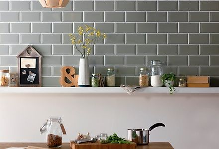 Metro Tile Kitchen Ideas Google Search