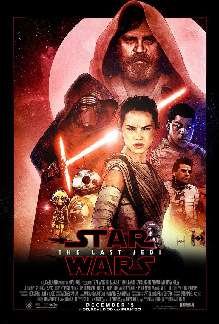 Watch Star Wars The Last Jedi Full Movie HD 1080p Free