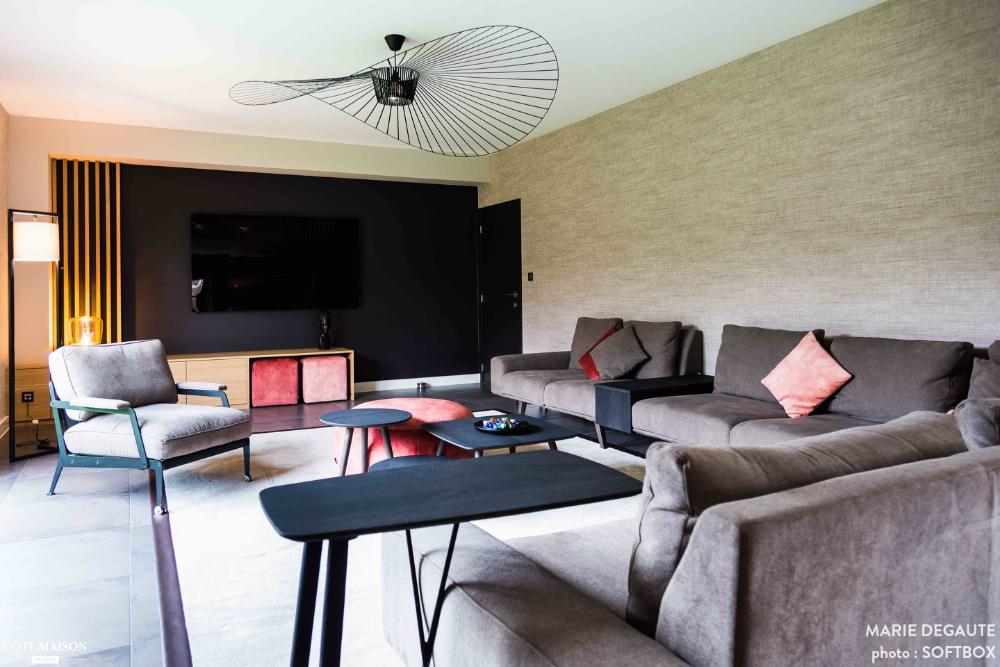 Amenagement D Une Villa A Namur Marie Degaute Cote Maison En 2020 Mobilier De Salon Decoration Interieure Decoration Maison