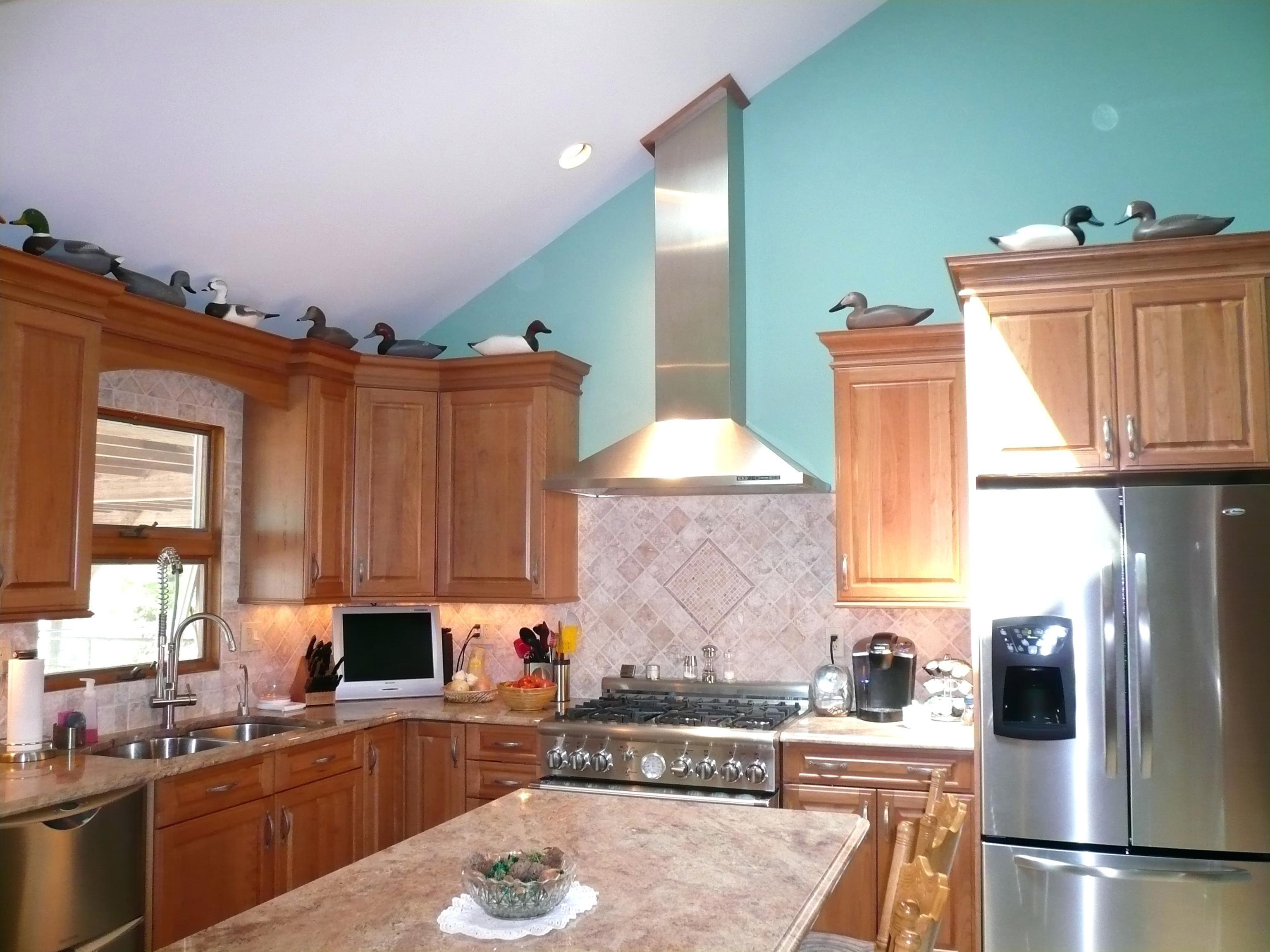 Überraschende Küche Pendel Leuchte #Küchen   Küchenschrank ...