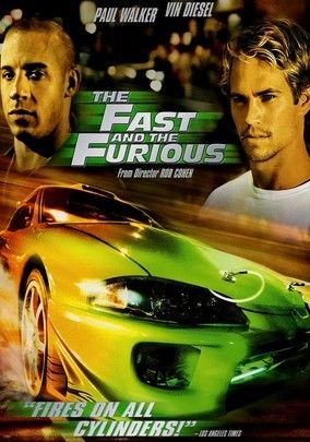 The Fast And The Furious Netflix