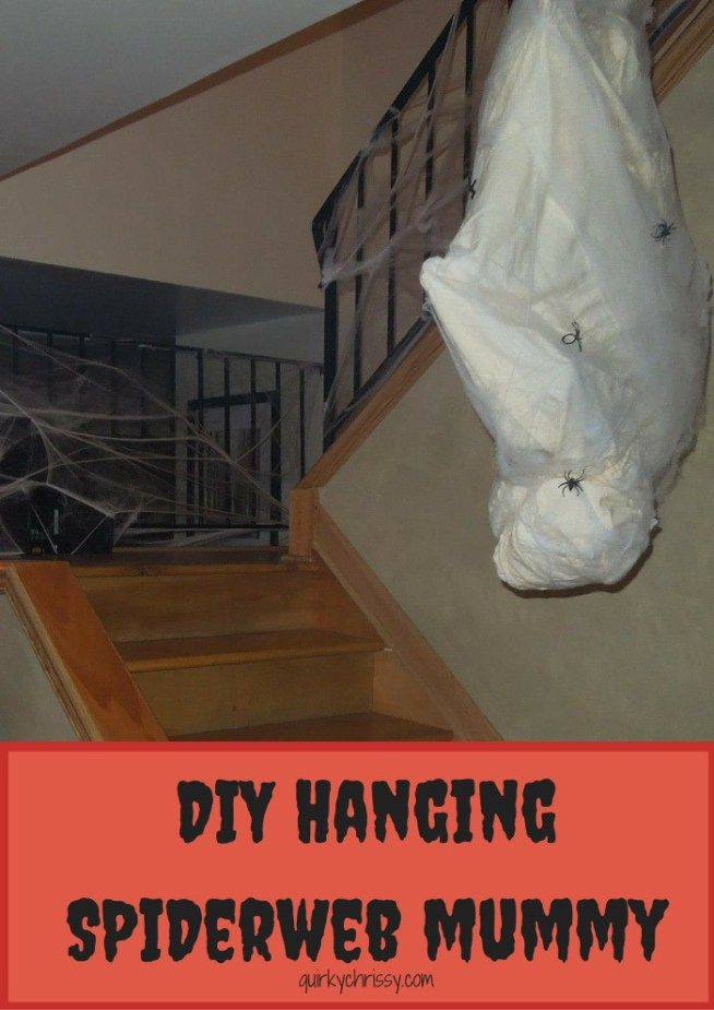 DIY How to Make Your Own Halloween Decor AKA Some Seriously F*ed Up - halloween party decorations diy