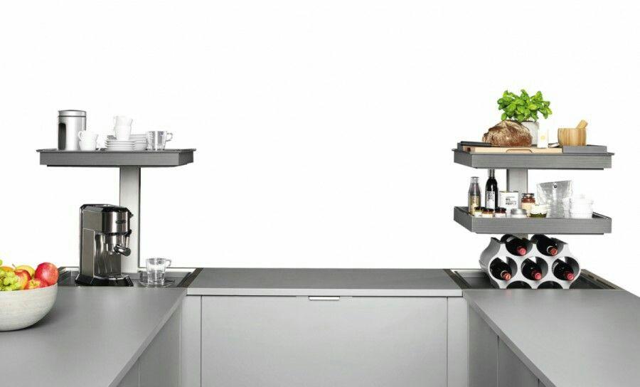 Qanto von Ninka Perfekt für unseren Küche, perfekt hörnlösning för