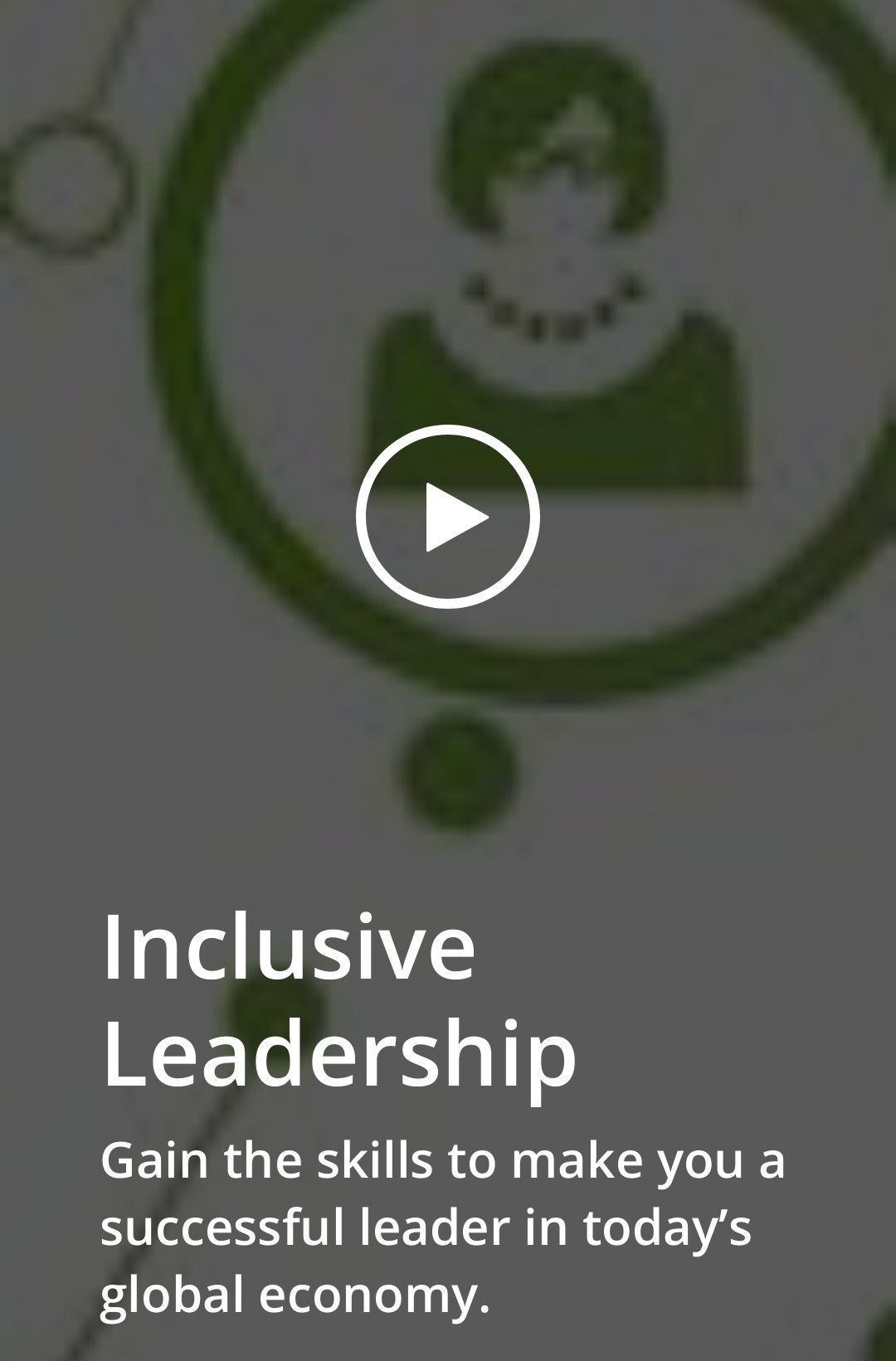 Inclusive Leadership Professional Certificate Program Catalyst On
