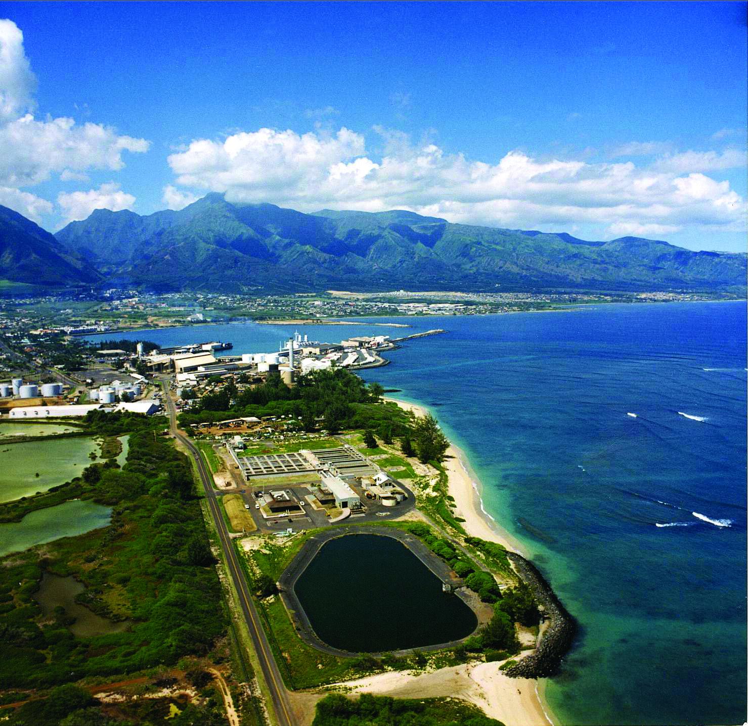 Kahului Septage Handling Facility Kahalui, Maui, Hawaii | Water and ...
