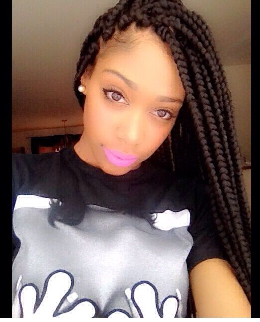 Poetic Justice Braids Box Pretty Long