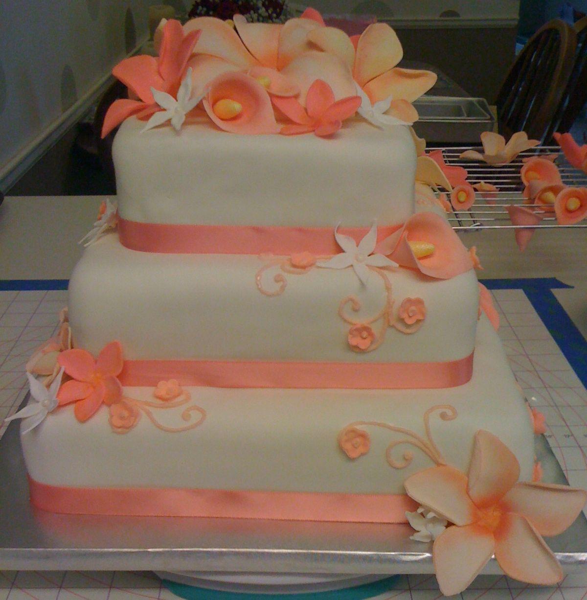 Best 25 Hawaiian Wedding Cakes Ideas On Pinterest