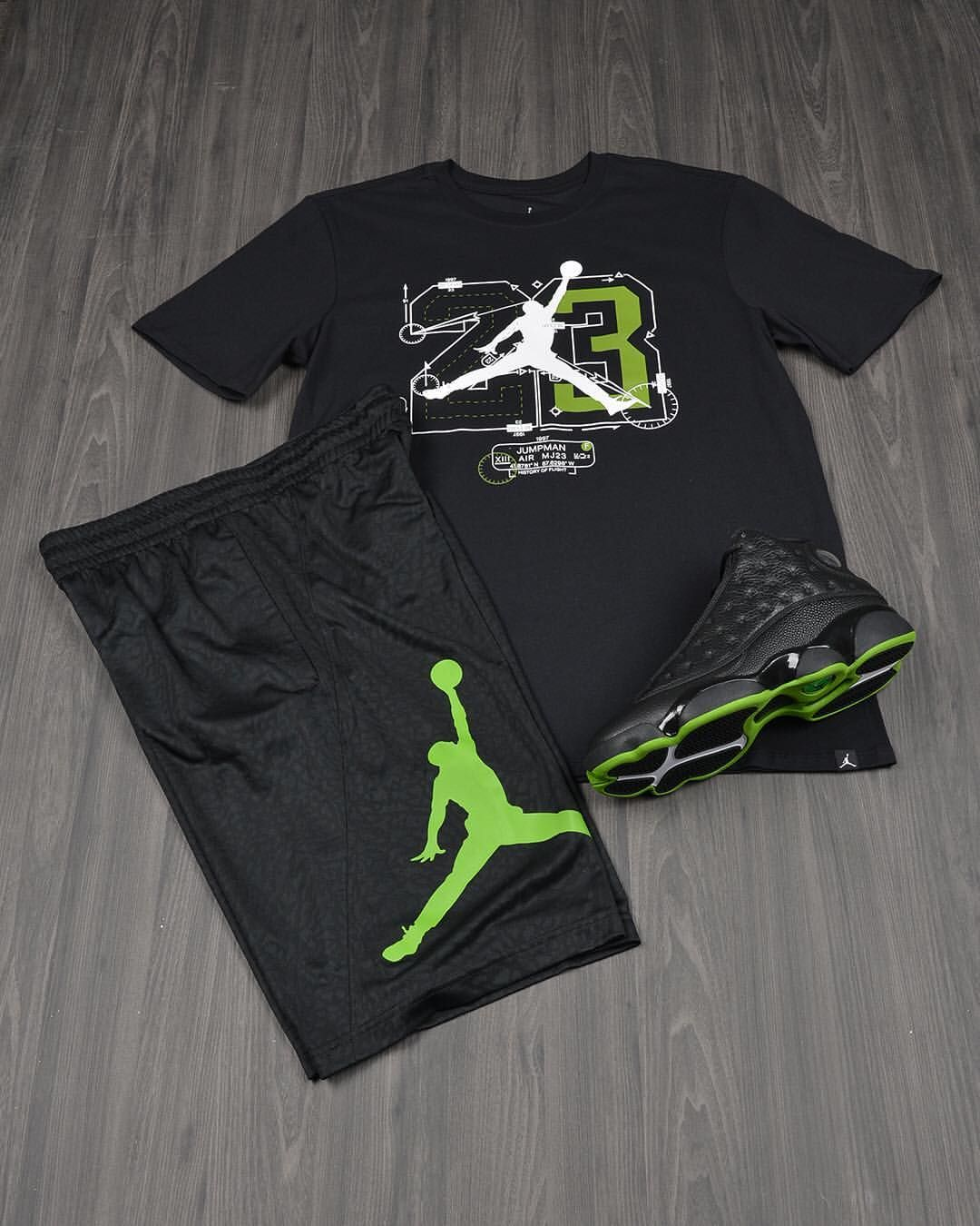 7694e1df98f The Air  Jordan 13 Altitude Collection. Available in stores and online.