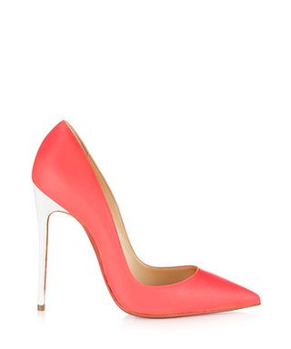39a8c2239af So Kate 100 orange leather heels Sale - Christian Louboutin Sale ...