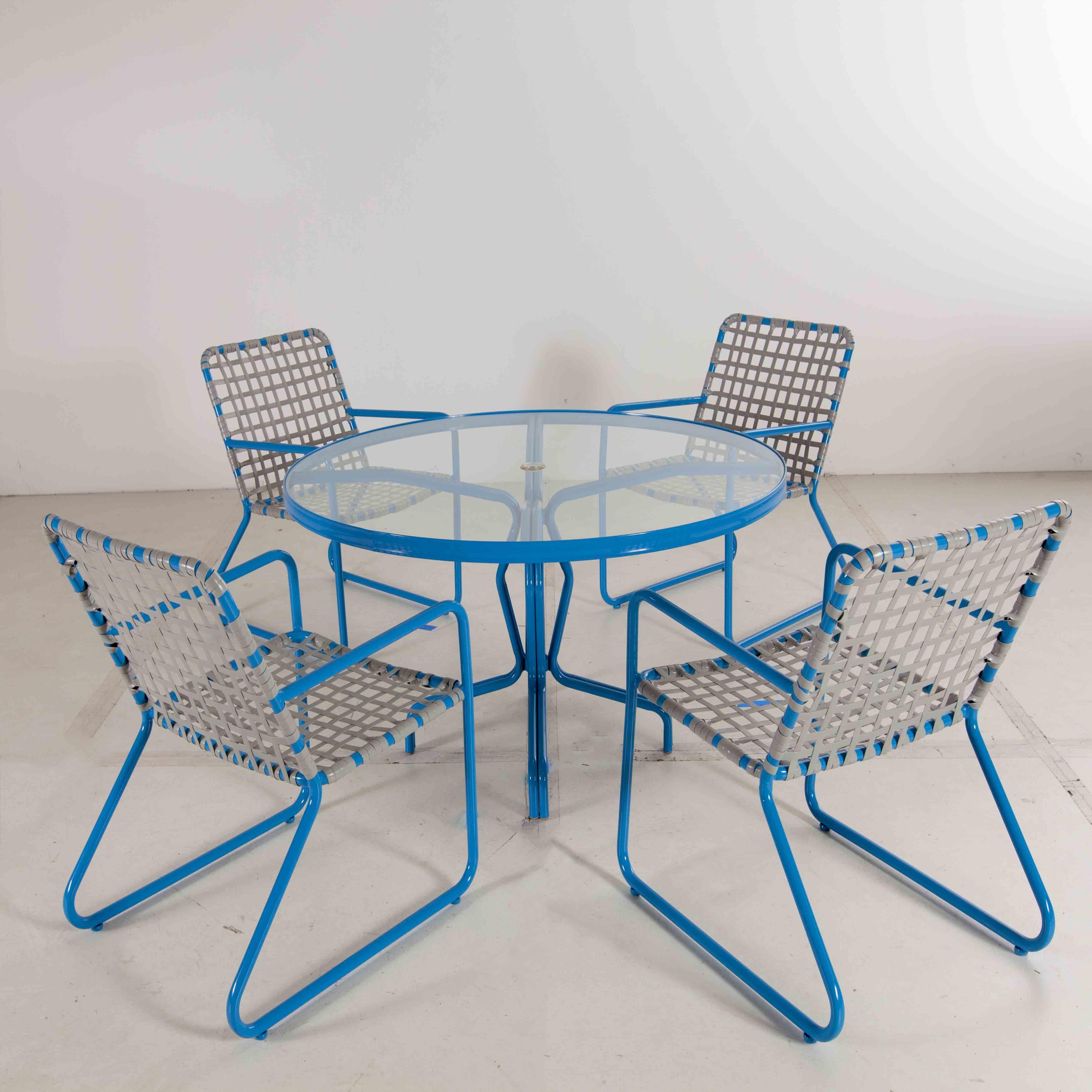 restored brown jordan lido furniture