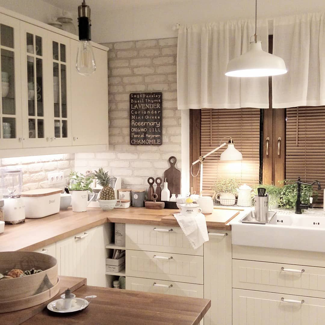 40++ Deco mur cuisine blanche ideas