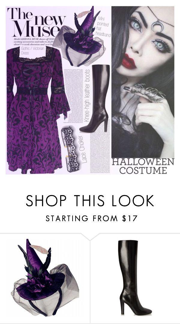 Halloween Costume Idea  Classic Witch\
