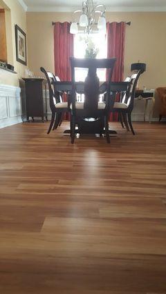 Coretec Plus Red River Hickory Flooring