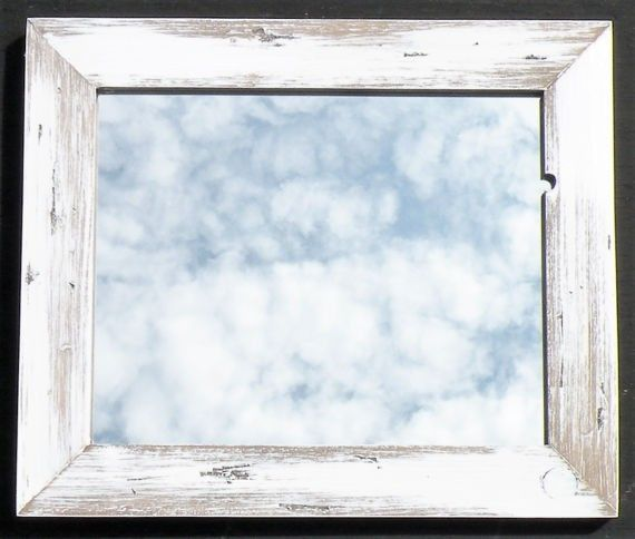 Primitive Rustic Wood Frame $50 | Mirrors and Frames | Pinterest ...