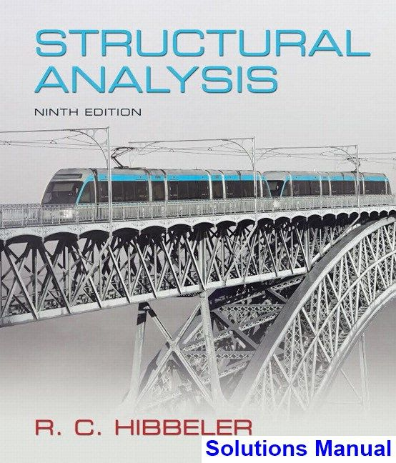 Structural analysis 9th edition hibbeler solutions manual test structural analysis 9th edition hibbeler solutions manual test bank solutions manual exam bank fandeluxe Gallery